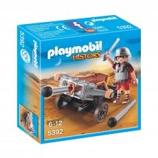 Легионер с баллистой Playmobil