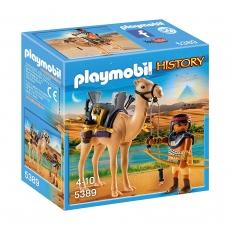Египетский воин с верблюдом Playmobil