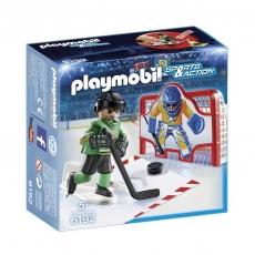 Тренажёр для забивания голов Playmobil