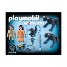 Питер Венкман и ужасные собаки Playmobil
