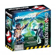 Игон Спенглер и привидение Playmobil