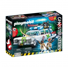 Автомобиль Экто-1 Playmobil