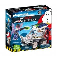 Спенглер с клеткой-автомобилем Playmobil