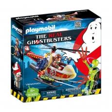 Вэнкман с вертолетом Playmobil
