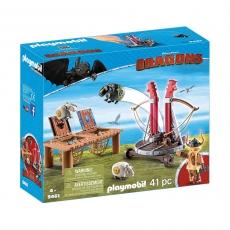Плевака и Вепр Playmobil