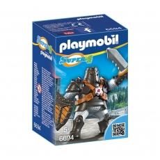 Черный колосс Playmobil