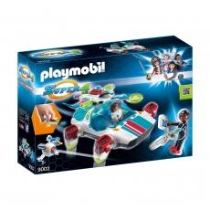Фулгурикс с агентом Джин Playmobil
