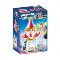 Музыкальная цветочная башня с Твинкл Playmobil