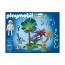 Затерянный остров с Алиен и Хищником Playmobil