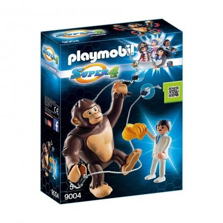 Гигантский обезьяний гонг Playmobil