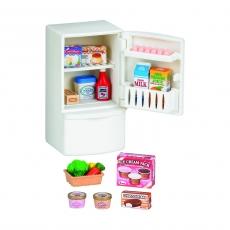 Набор Sylvanian «Холодильник с продуктами»