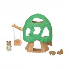 Игровая площадка Sylvanian «Домик на дереве»