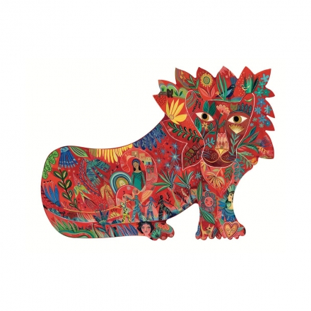 3D-пазл Djeco Тигр