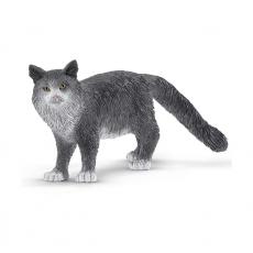 Фигурка Schleich Кошка породы мейн-кун