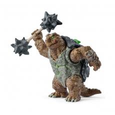 Фигурка Schleich Черепаха в броне с оружием