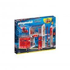 Набор Playmobil Пожарная станция