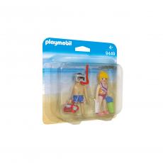 Набор Playmobil Пляжники