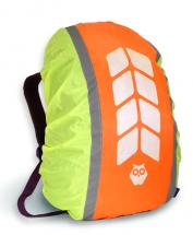 Чехол на рюкзак Puky, зеленый-оранжевый