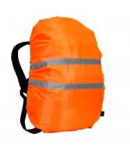 Чехол на рюкзак Puky, оранжевый, горизонтальные полосы