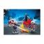 Набор Playmobil Пожарные с водяным насосом