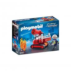 Набор Playmobil Огненная водяная пушка
