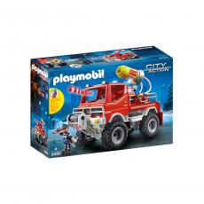 Набор Playmobil Пожарный фургон
