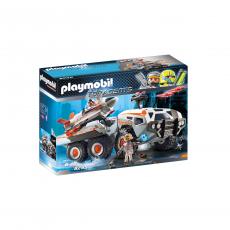 Набор Playmobil Боевой грузовик команды шпионов