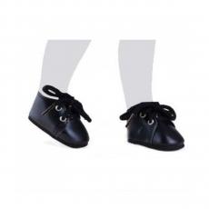 Ботинки Paola Reina черные для кукол 32 см