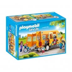 Набор Playmobil Школьный фургон