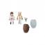 Иккинг и Астрид в свадебных нарядах