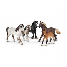 Набор лошадей
