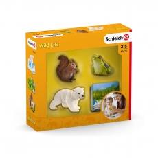 Карточная игра Мир диких животных