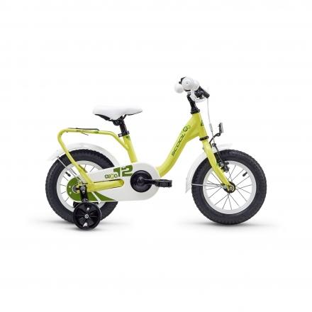 Велосипед Scool NiXe 12 Steel