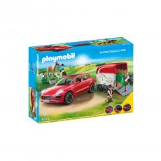 Набор Playmobil Porsche Macan GTS