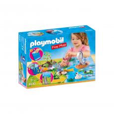 Игровая карта Playmobil Парк Феи
