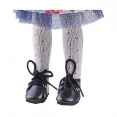Колготки белые, ажурные для кукол Paola Reina 32 см