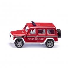 Пожарная патрульная машина Siku Mercedes-Benz G65 AMG