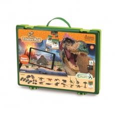 Большой набор Collecta Мини динозавров