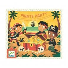 Игра настольная Djeco Пираты