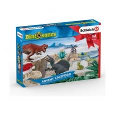Рождественский календарь Schleich Динозавры 2019
