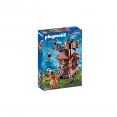 Набор Playmobil Передвижная крепость гномов