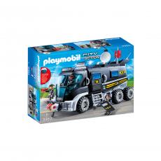 Набор Playmobil Грузовик спецназа