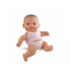 Кукла пупс Paola Reina в нижнем белье, азиатка, 22 см, в пакете