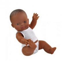 Кукла Горди в нижнем белье, 34 см мулат