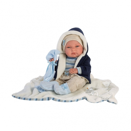 Кукла младенец Lorens Ники, 40 см