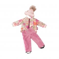 Набор одежды Gotz, зимний комбинезон Цветы, 45-50 см