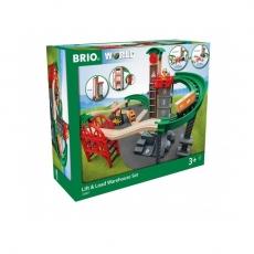 Набор Железнодорожная логистическая станция Brio