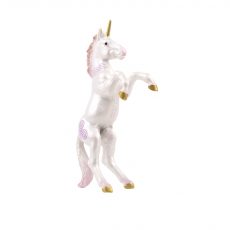 Фигурка Collecta Жеребёнок единорога розовый
