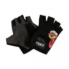 Велоперчатки Puky S, черные