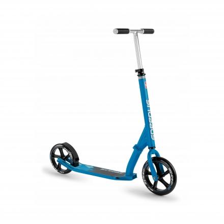 Городской самокат Puky Speed Us One, голубой (уценка)